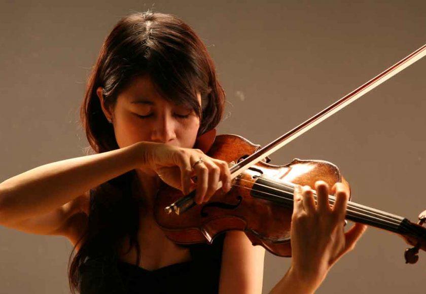 石沢美都 バイオリン